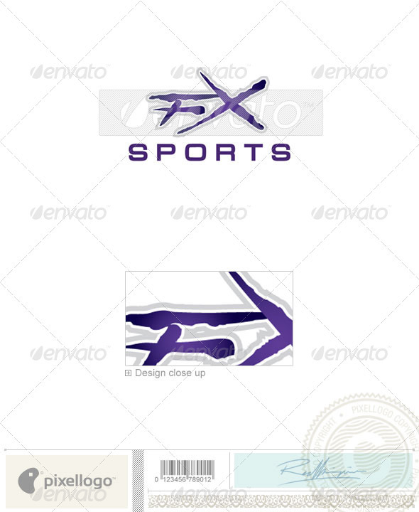 Activities & Leisure Logo - 1903 - Vector Abstract