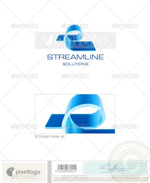 Print & Design Logo - 3D-36 - 3d Abstract