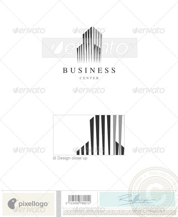 Home & Office Logo - 647 - Buildings Logo Templates