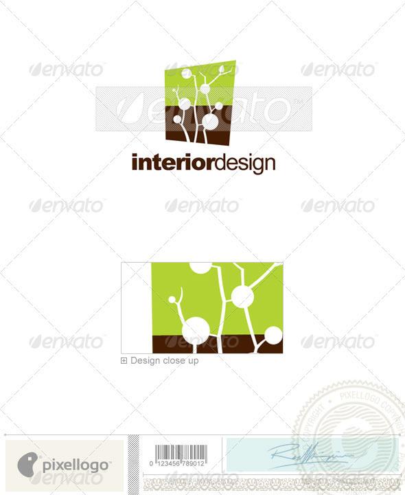 Print & Design Logo - 2154 - Vector Abstract
