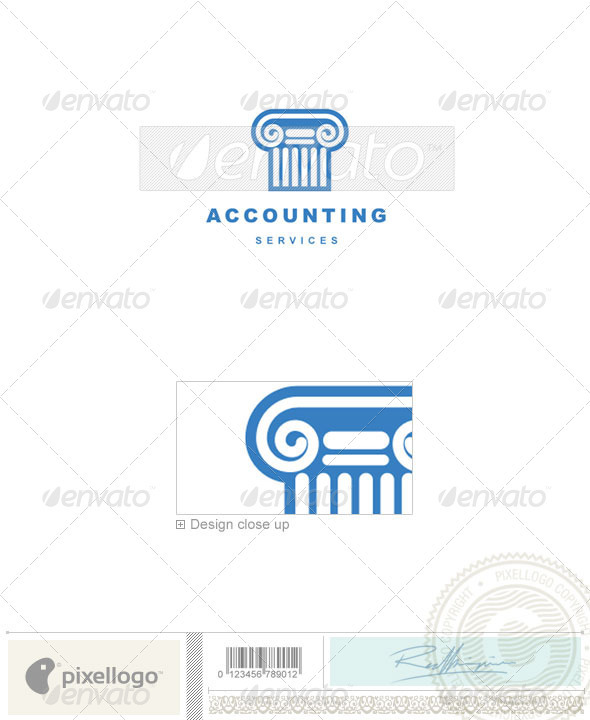 Business & Finance Logo - 650 - Buildings Logo Templates
