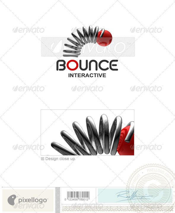 Business & Finance Logo - 3D-367 - 3d Abstract