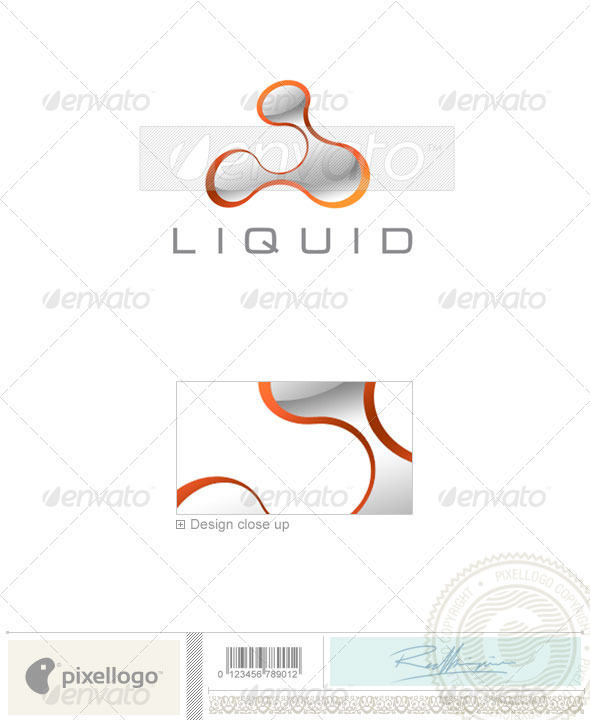 Business & Finance Logo - 447 - Vector Abstract