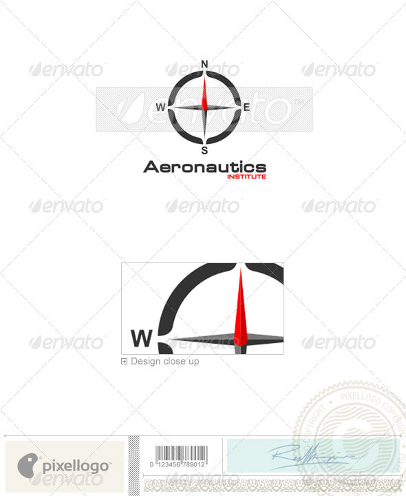Transport Logo - 1020 - Vector Abstract