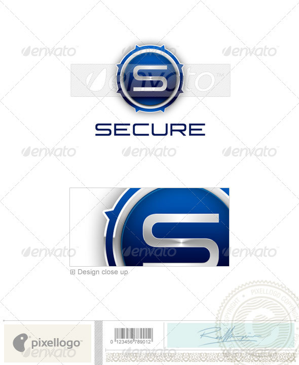 Business & Finance Logo - 3D-88 - 3d Abstract