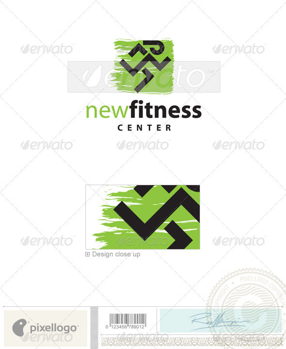 Activities & Leisure Logo - 2079 - Humans Logo Templates