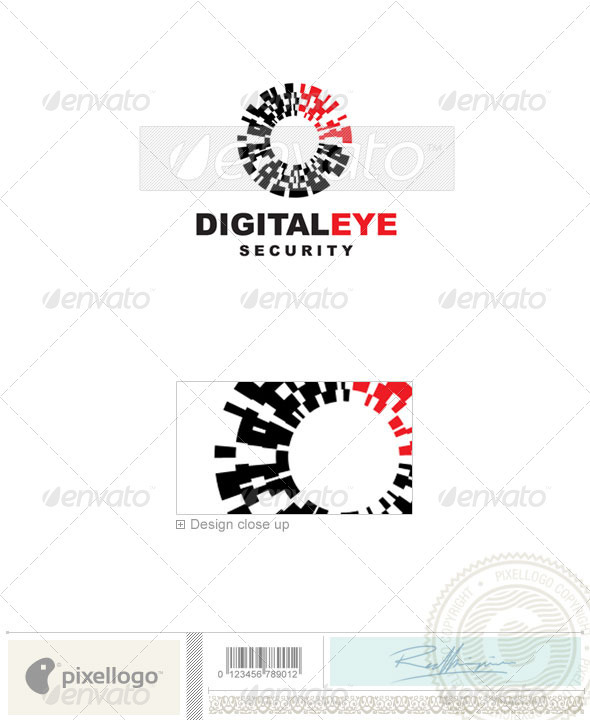 Business & Finance Logo - 2101 - Vector Abstract