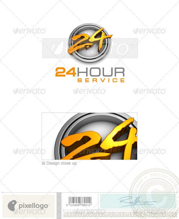 Print & Design Logo - 3D-632 - 3d Abstract