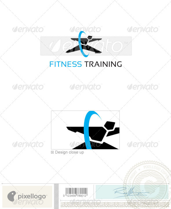 Activities & Leisure Logo - 2188 - Humans Logo Templates