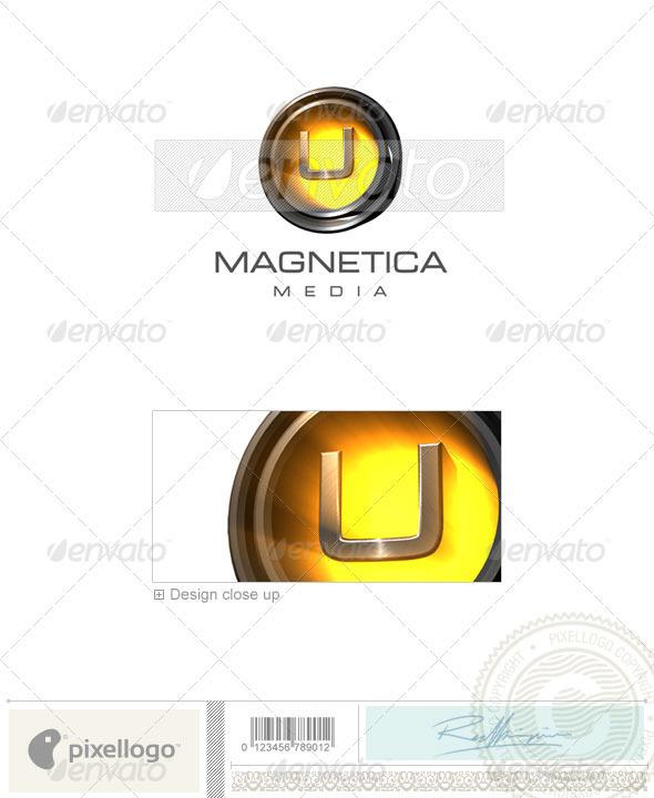 U Logo - 3D-238-U - Letters Logo Templates