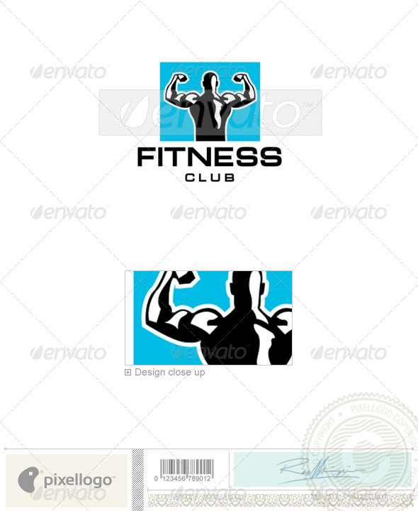 Activities & Leisure Logo - 382 - Objects Logo Templates