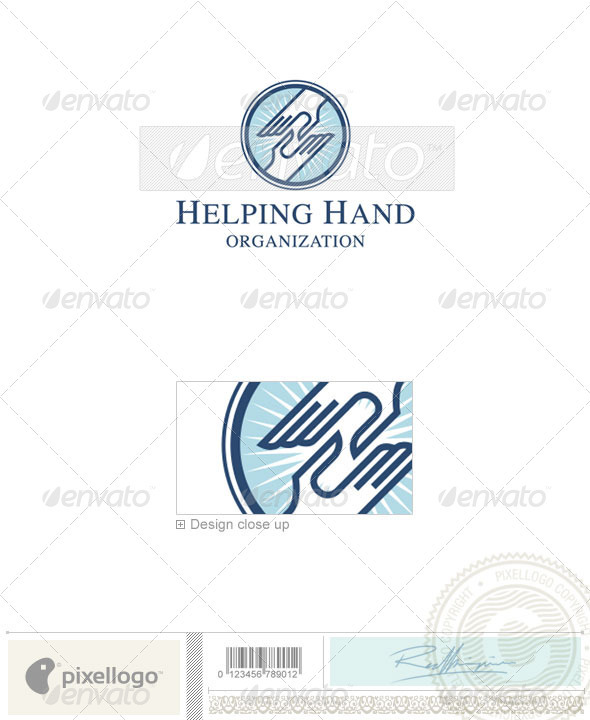 Business & Finance Logo - 143 - Humans Logo Templates