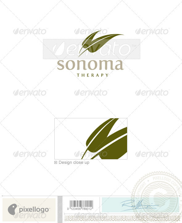 Nature & Animals Logo - 1625 - Nature Logo Templates