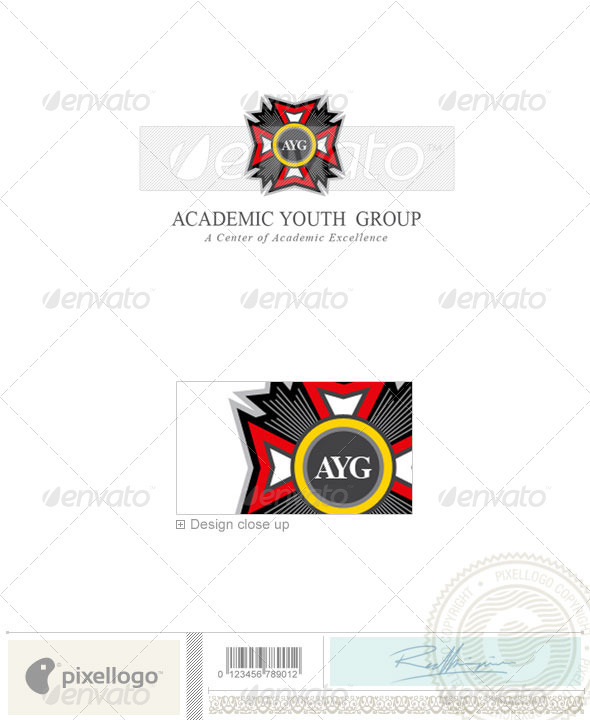 Business & Finance Logo - 1441 - Vector Abstract