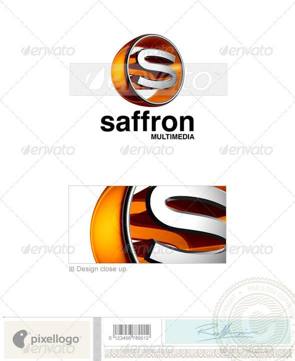 S Logo - 3D-438-S - Letters Logo Templates