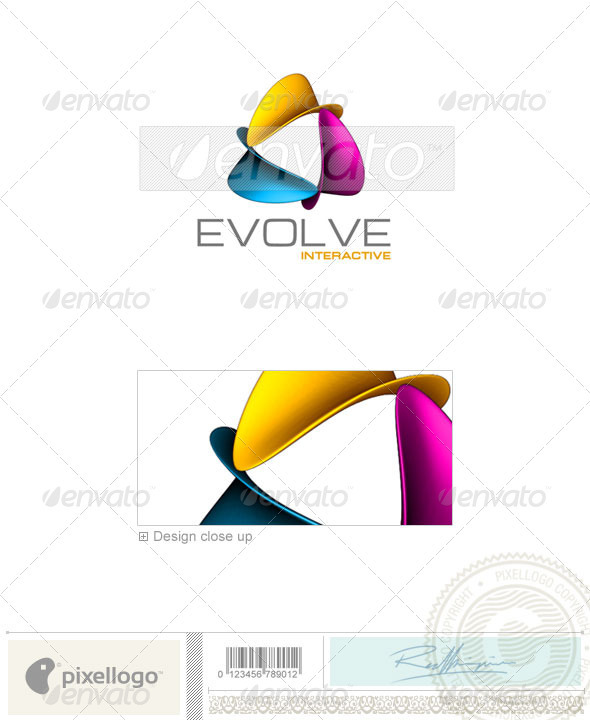 Activities & Leisure Logo - 3D-310 - 3d Abstract