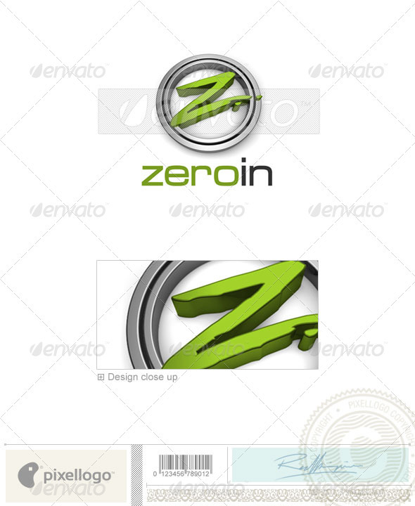 Print & Design Logo - 3D-471 - 3d Abstract