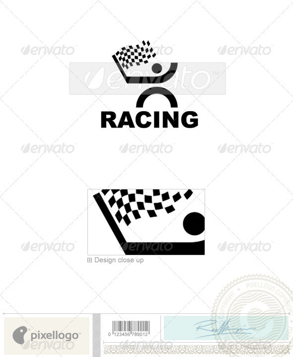 Activities & Leisure Logo - 332 - Objects Logo Templates