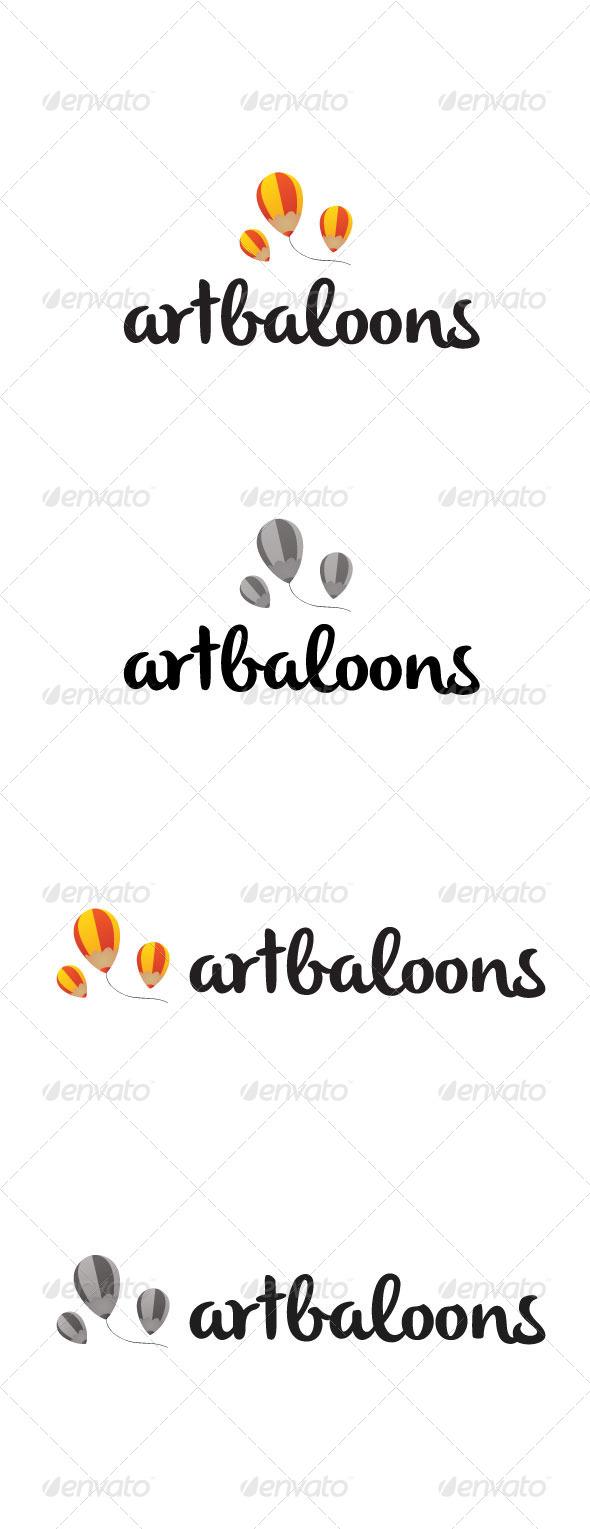 Artbaloon - Objects Logo Templates