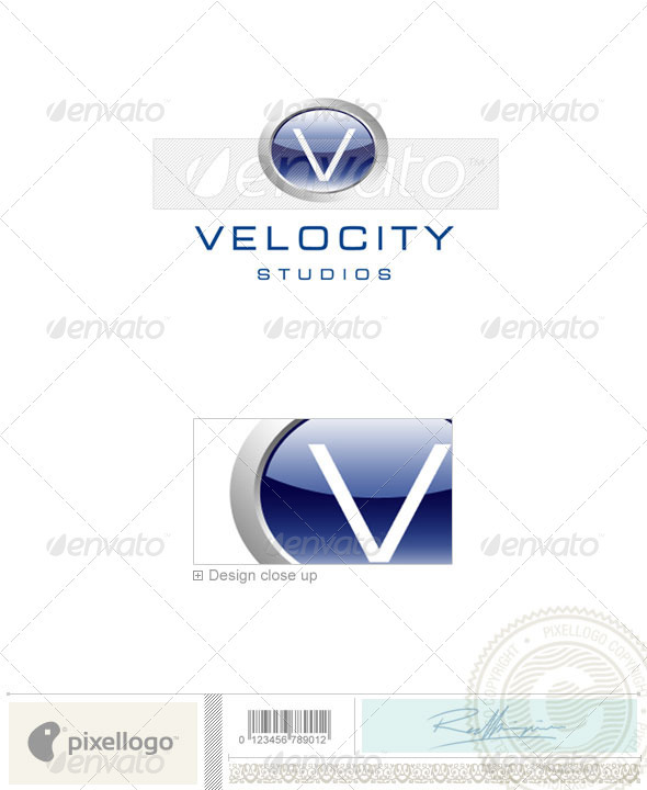 Activities & Leisure Logo - 1658 - Letters Logo Templates