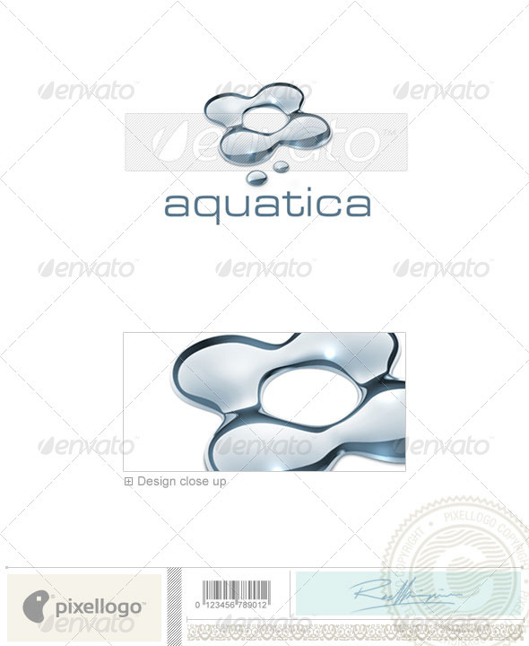 Nature & Animals Logo - 3D-322 - Nature Logo Templates