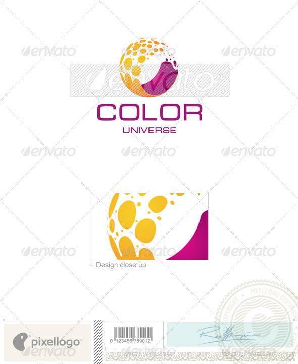 Print & Design Logo - 1850 - Vector Abstract