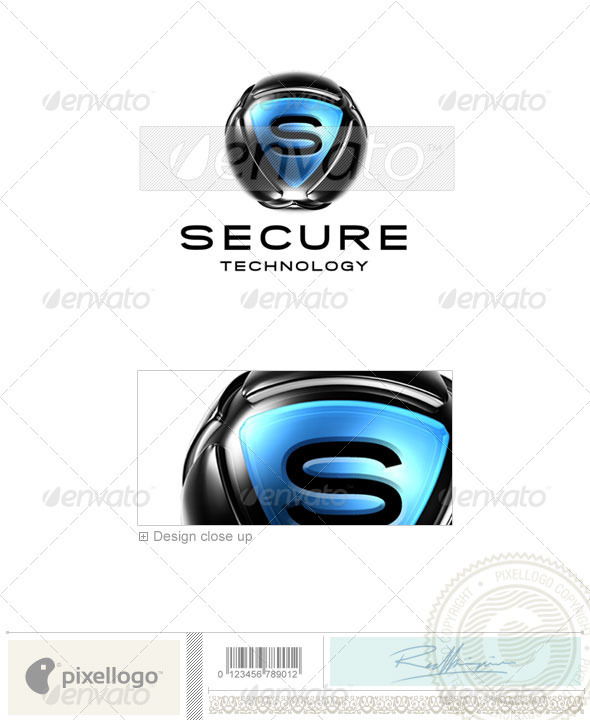 Business & Finance Logo - 3D-462 - 3d Abstract