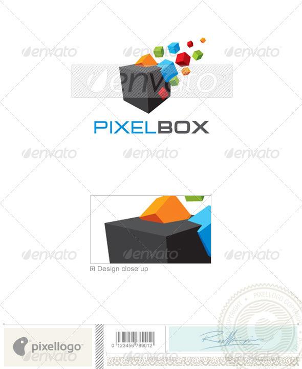 Print & Design Logo - 2229 - Vector Abstract
