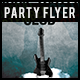 Grunge Rock Party Flyer - GraphicRiver Item for Sale