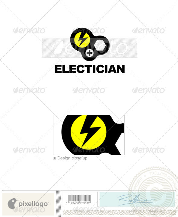 Industry & Science Logo - 2233 - Vector Abstract