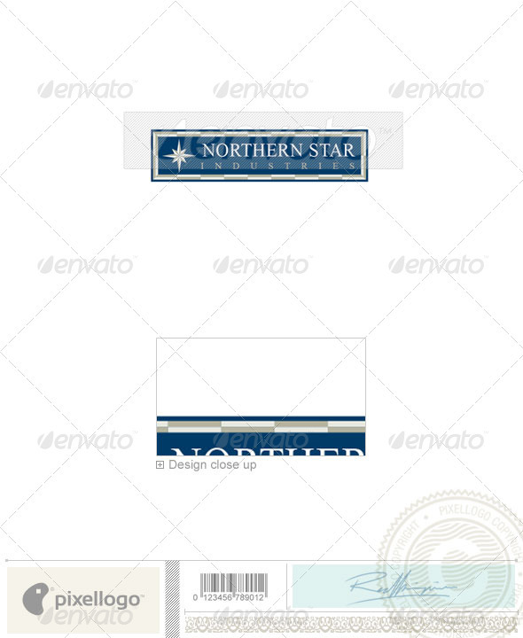 Business & Finance Logo - 1469 - Vector Abstract