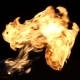 Flame 5 Slow Motion - VideoHive Item for Sale