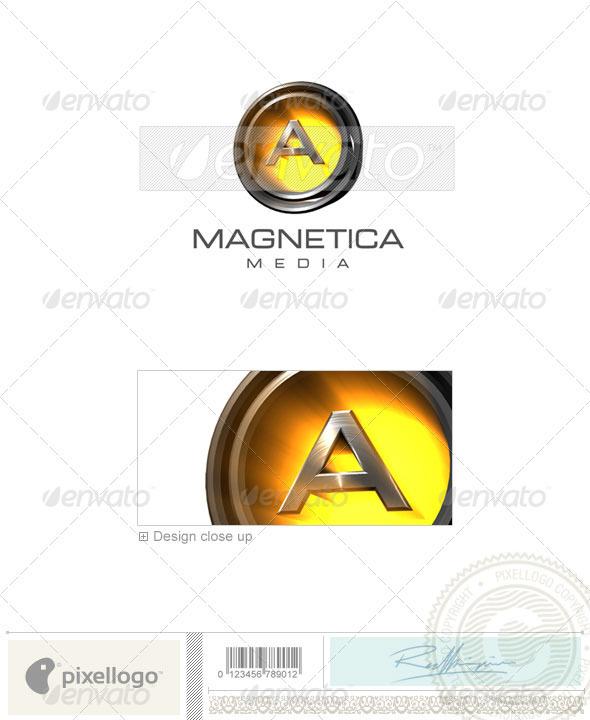 A Logo - 3D-238-A - Letters Logo Templates