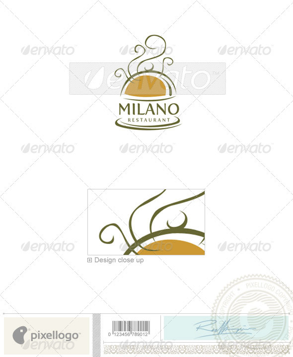 Activities & Leisure Logo - 1532 - Food Logo Templates