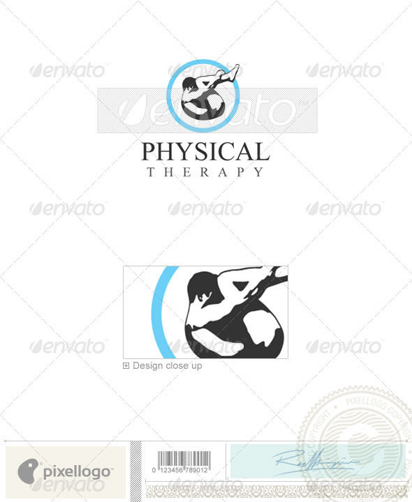 Industry & Science Logo - 1542 - Humans Logo Templates