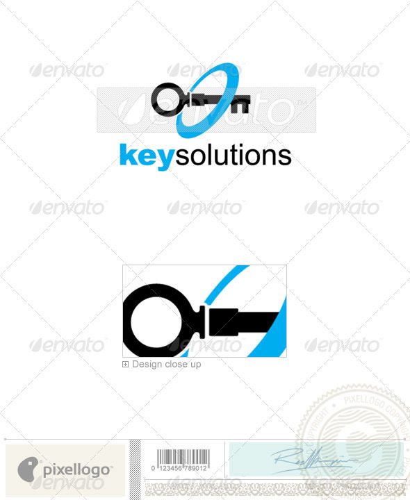 Business & Finance Logo - 166 - Objects Logo Templates