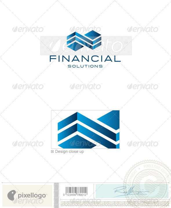 Business & Finance Logo - 627 - Vector Abstract