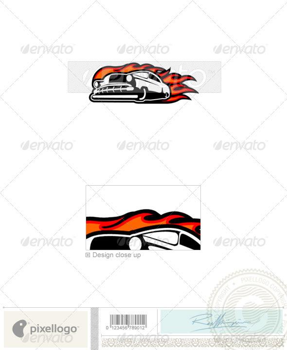 Transport Logo - 535 - Objects Logo Templates