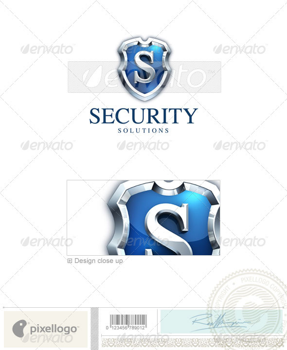 Business & Finance Logo - 3D-387 - 3d Abstract