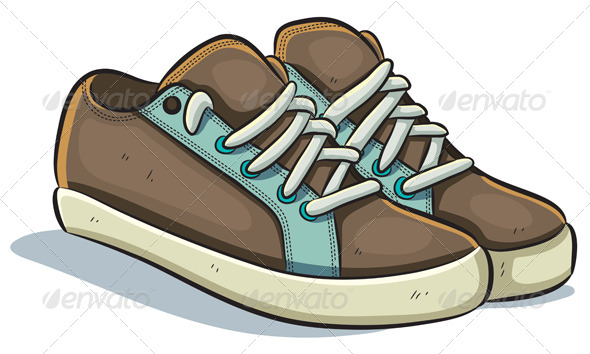 Casual Sneakers - Man-made Objects Objects