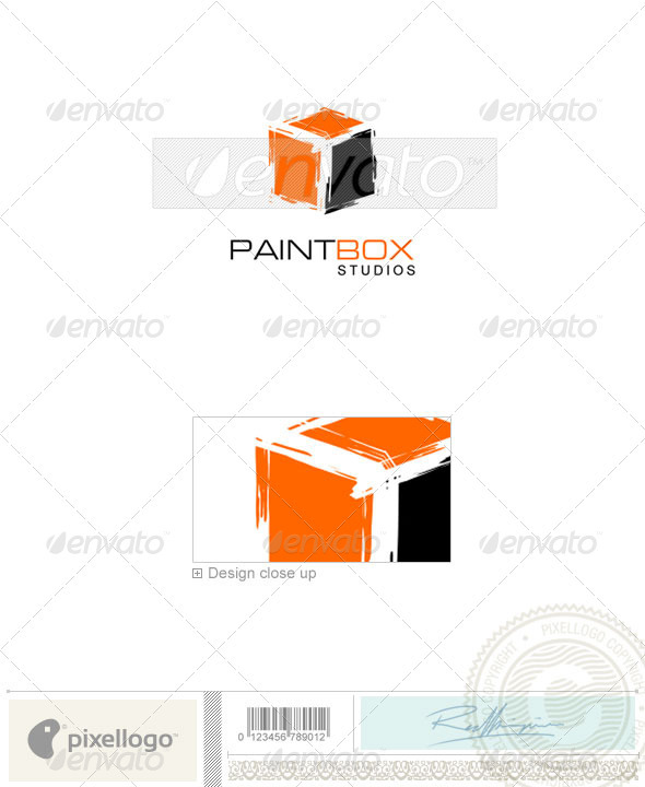 Print & Design Logo - 1050 - Vector Abstract