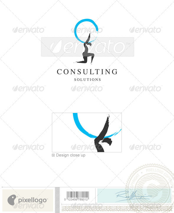 Business & Finance Logo - 1578 - Vector Abstract
