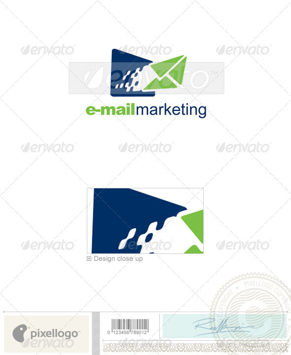 Communications Logo - 621 - Objects Logo Templates