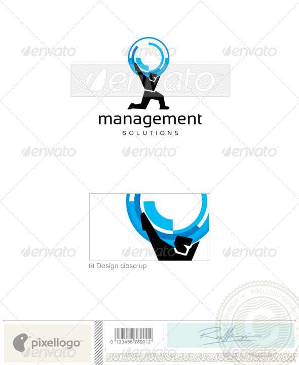 Business & Finance Logo - 2192 - Vector Abstract