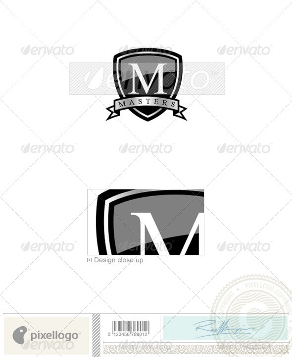 Business & Finance Logo - 1021 - Crests Logo Templates