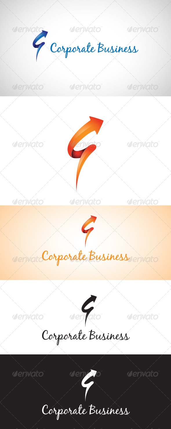 Corporate Business - Abstract Logo Templates