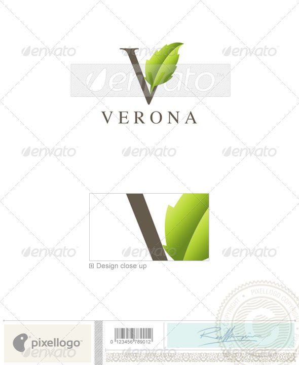 Nature & Animals Logo - 1731 - Nature Logo Templates