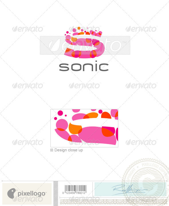 Print & Design Logo - 1646 - Vector Abstract