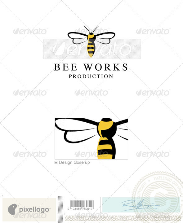 Nature & Animals Logo - 2171 - Animals Logo Templates