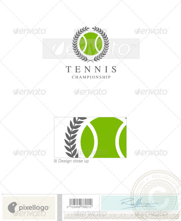 Activities & Leisure Logo - 366 - Objects Logo Templates